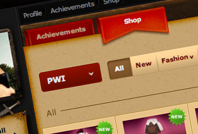 Achievements System - Token Shop